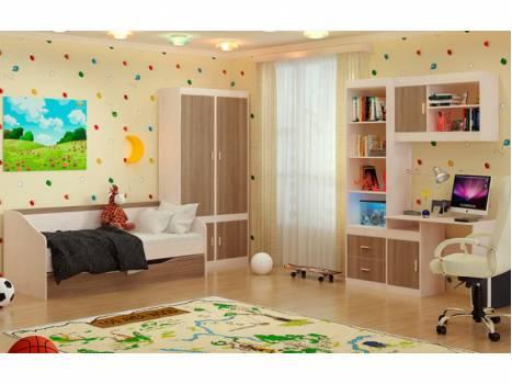 Модульная детская комната Паскаль 4