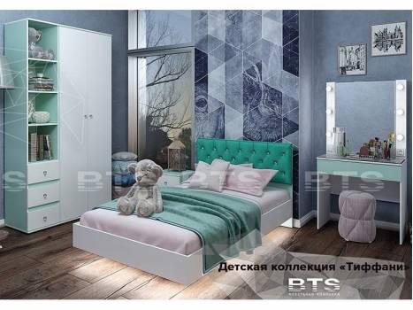 Подростковая спальня Тифани 3