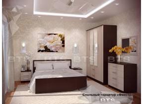 Модульная спальня Фиеста 5