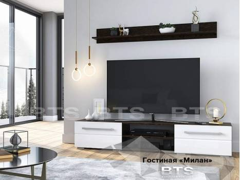 Модульная гостиная Милан 1