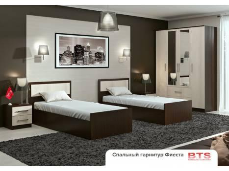 Спальня Фиеста 3 модульная