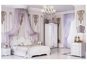 Спальня Филадельфия 3 модульная