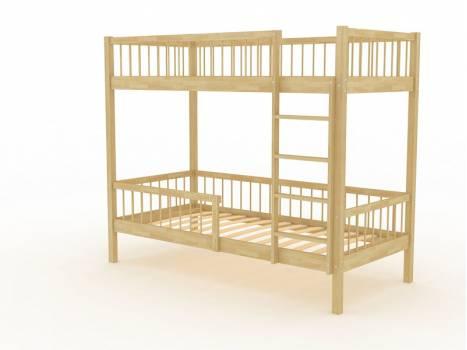 """Кровать двухъярусная """"Березка-10"""""""