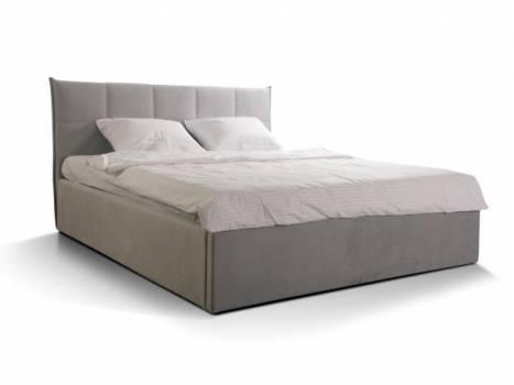 Кровать с мягкой спинкой Гала 1,6