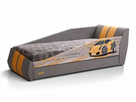 Детская кровать Ламбик (3 цвета)