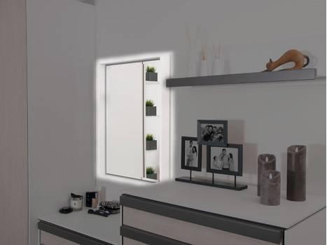 "Зеркало для спальни ""Нега"""