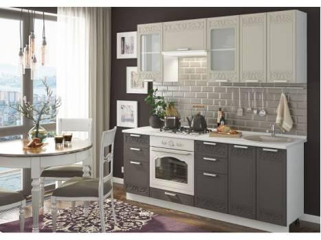 Кухня модульная Кремона-4