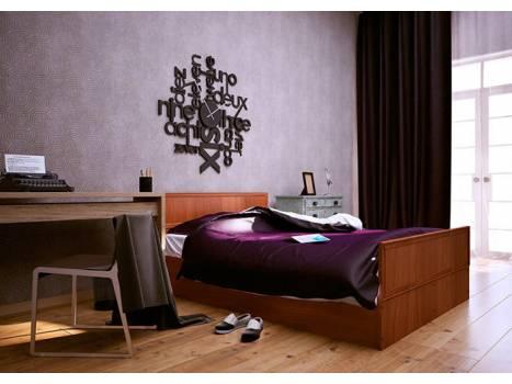 Кровать 0,8 (0,9) со штапиком