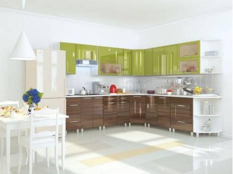 Кухня угловая Танго 17