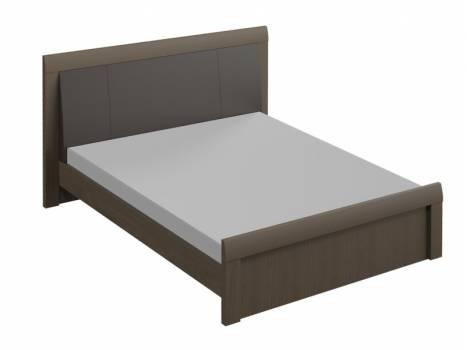 """Кровать с мягкой спинкой """"Кальяри"""""""